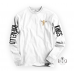 "RafaelloKings© ""GOLD ANGEL"" Graphic RF Long Sleeve Shirt"