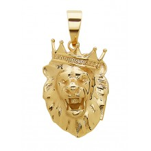 Micro Lion King Pendant