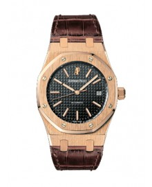 Audemars Piguet Royal Oak 39mm Centre Seconds In 18K Rose Gold