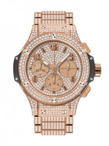 Hublot Big Bang 41mm Red Gold