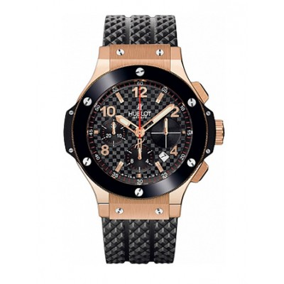 Hublot Big Bang 41mm Red Gold And Ceramic