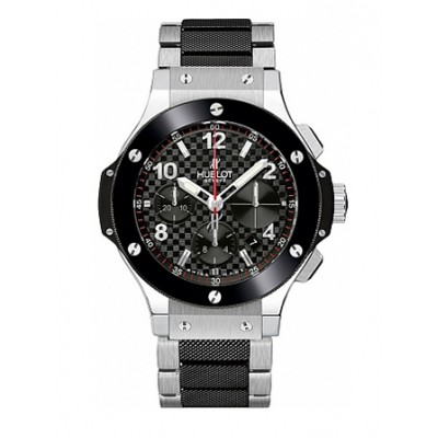 Hublot Big Bang 41mm Stainless Steel And Ceramic