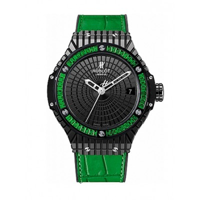Hublot Big Bang 41mm Tutti Frutti Apple Caviar