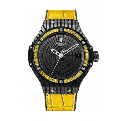 Hublot Big Bang 41mm Tutti Frutti Lemon Caviar