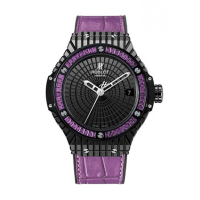Hublot Big Bang 41mm Tutti Frutti Purple Caviar