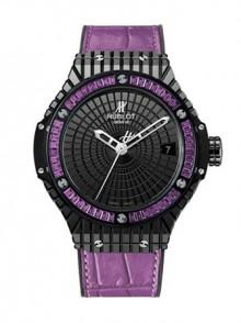 Hublot Big Bang 41mm Tutti Frutti Purple Caviar