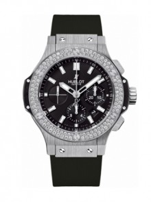 Hublot Big Bang 44mm Evolution Stainless Steel Diamonds