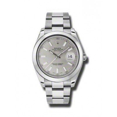Rolex Datejust II 41MM- Steel
