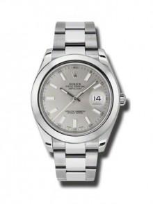 Rolex Datejust II 41MM- Steel