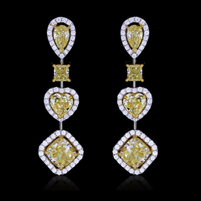 carat solitaire stud earrings diamond total products earring gold round