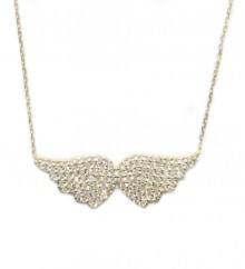 Wings Charm Necklace