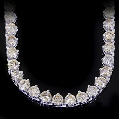 Champagne Diamond Chain