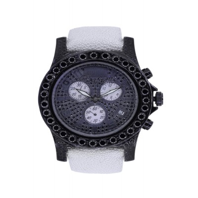 Rafaello & Co Royal Black Diamond Watch