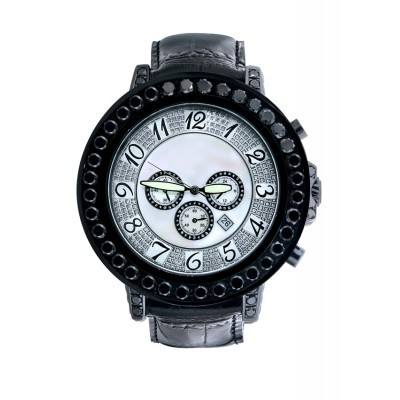 Rafaello & Co ICE Black Diamond Watch