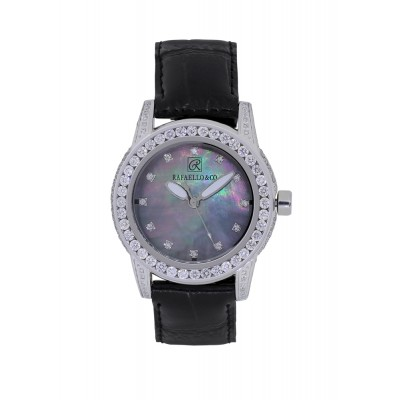 Rafaello & Co Royal Ladies White Diamond Watch