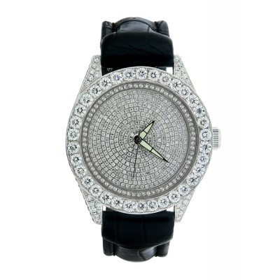 Rafaello & Co Eclipse White Diamond Watch