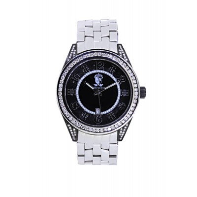 Rafaello & Co Eclipse Ladies White Diamond Two-Tone Watch