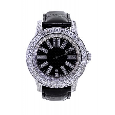 Rafaello & Co Eclipse White Diamond Eclipse Watch