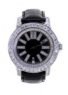Rafaello & Co Eclipse White Diamond Eclipse Watch
