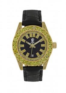 Rafaello & Co Eclipse Ladies Yellow Canary Diamond Watch