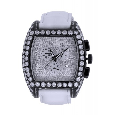 Rafaello & Co Royal White Diamond Watch