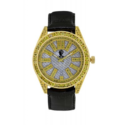 Rafaello & Co Eclipse Yellow Canary Watch