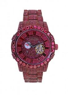 Rafaello & Co Scorpion Red Ruby Watch