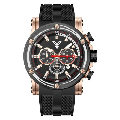 Rafaello & Co x Yandel Dangerous™ Collection W1DI Watch